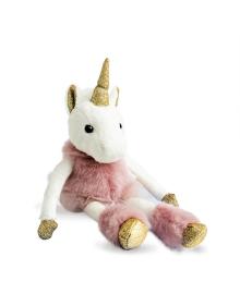 Мягкая игрушка HISTOIRE D'OURS - ЕДИНОРОГ В ПАЧКЕ (25 cm)