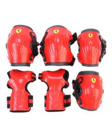 FERRARI Защитный набор, красный, L, FAP16