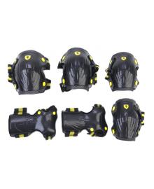FERRARI Защитный набор, черный, M, FAP16