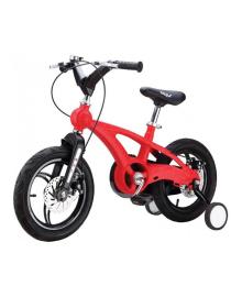 MIQILONG Детский велосипед YD Красный 16` MQL-YD16-red