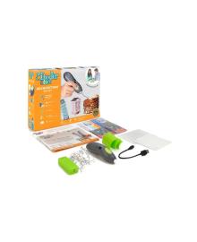 3DOODLER START 3D-ручка 3Doodler Start для детской творчества - АРХИТЕКТОР (96 стержней, шаблон, аксесcуары)