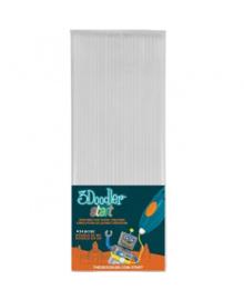 3DOODLER START Набор стержней для 3D-ручки (белый, 24 шт)