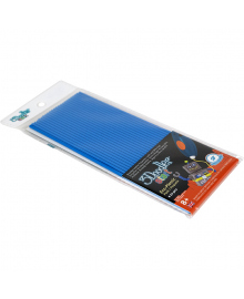 3DOODLER START Набор стержней для 3D-ручки (голубой, 24 шт)