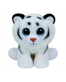 "TY Beanie Babies Белое тигренок ""Tundra"" стандарт"