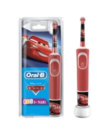 Электрическая зубная щетка Oral-B Kids Тачки