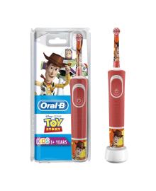 Электрическая зубная щетка Oral-B Kids История игрушек, 4210201245155
