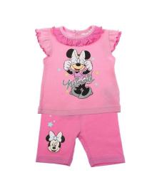 Комплект E Plus M Minnie розовый DIS MF 51 12 982