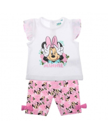 Комплект E Plus M Minnie Mouse белый/розовый DIS MF 51 12 986