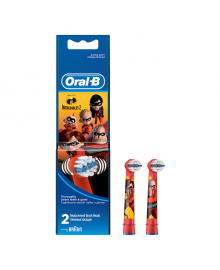 Насадки Oral-B Stages Суперсемейка 2 шт