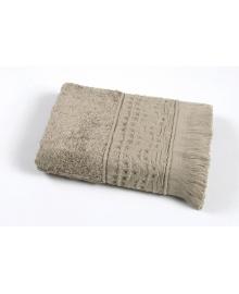 Полотенце Oliva Home Bamboo - Alacati gri серый 50*90 (svt-2000022219136) SVTEX-svt-2000022219136