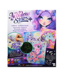 Набор для рисования Nebulous Stars Волшебная акварель  707095