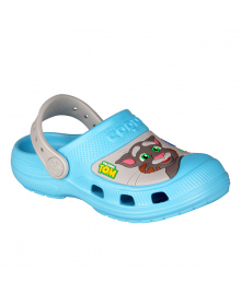 Кроксы Coqui Talking Tom Blue 9382, 8595662646601