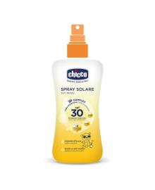 Солнцезащитное молочко-спрей Chicco Sun 30 Spf 150 мл
