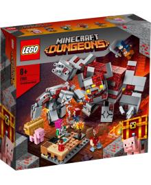 Конструктор LEGO Minecraft Битва Редстоун (21163), 5702016618303