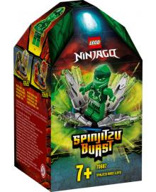 Конструктор LEGO NINJAGO Шквал Кружитцу — Ллойд (70687), 5702016616859