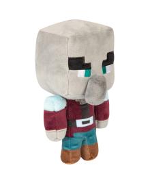 JINX Плюшевая игрушка Minecraft Happy Explorer Pillager Plush Black