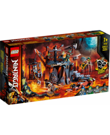 Конструктор LEGO NINJAGO Путешествие в Подземелье черепа (71717), 5702016617023