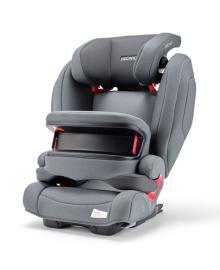 Автокресло RECARO Monza Nova IS Seatfix Prime Silent Grey