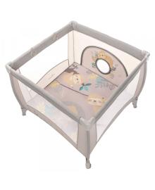 Дитячий манеж Baby Design PLAY UP 2020 09 BEIGE
