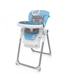Стільчик для годування Baby Design LOLLY 03 BLUE
