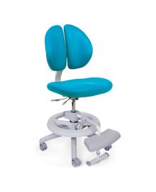 Кресло Mealux Duo Kid Y-616 KBL Plus Blue, 2100089036063, 2100080445888