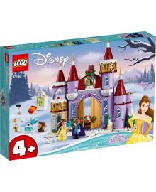 Конструктор LEGO Disney Princess Зимовий свято в замку Белль (43180), 5702016618655