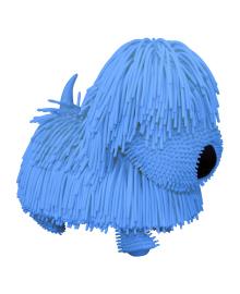 Интерактивная игрушка Jiggly Pup Озорной Щенок Blue