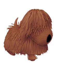 Интерактивная игрушка Jiggly Pup Озорной Щенок Brown