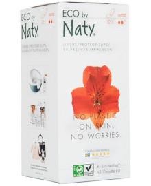 Органические ежедневные прокладки Eco by Naty Normal 32 шт