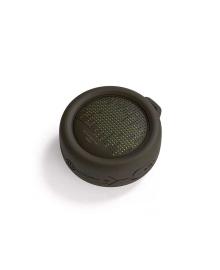 Влагозащищенная акуст. система XOOPAR – SPLASH POP (черн.,Bluetooth,SD-карта,USB-каб, карабин)