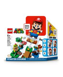 LEGO® Super Mario™ Приключения с Марио.стартовый набор 71360