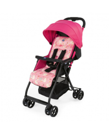 Прогулочная коляска Chicco Ohlala 2 Pink Swan 79472.66, 8058664124886