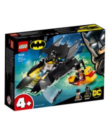LEGO® Super Heroes DC Преследование Пингвина на бетчовни 76158