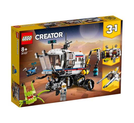 LEGO® Creator Исследовательский планетоход 31107