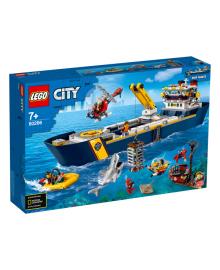 LEGO® City Океан научно-исследовательский корабль 60266