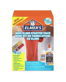 Мини-набор для создания слаймов Elmer's Красный с золотым
