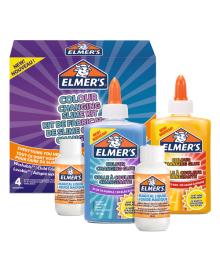 Набор для создания слаймов Elmer's Меняющий цвет