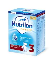 Смесь Nutrilon Premium 3,600 г