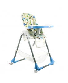BABYHIT Стульчик для кормления Triumph-Blue