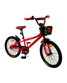LIKE2BIKE Neos Велосипед детский 2-х колес.20'' (красный)