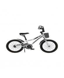 LIKE2BIKE Neos Велосипед детский 2-х колес.18'' (серебристый)