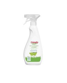 FRIENDLY ORGANIC Органическое чистящее средство для игрушек и всех предметов детской комнаты (500 мл)
