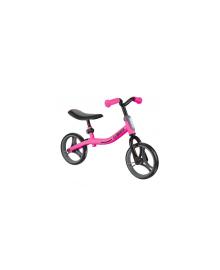 GLOBBER Беговел серии GO BIKE (розовый, до 20кг, 2+, 2 колеса)