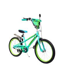 "LIKE2BIKE Sprint Велосипед детский 2-х колес. 20"" (зеленый, без тренер.колес)"