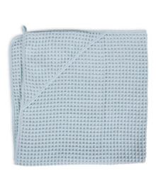 Полотенце Ceba Baby Waffle Line Mist Blue 100х100 см