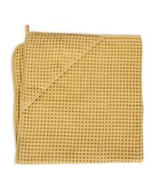 Полотенце Ceba Baby Waffle Line Cream Gold 100х100 см