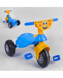 Детский велосипед Pilsan My Pet 07-132 (1) ЖЁЛТО-СИНИЙ Igr-90532