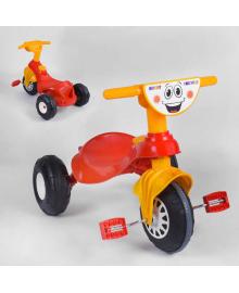 Детский велосипед Pilsan My Pet 07-132 (1) КРАСНО-ЖЁЛТЫЙ Igr-90581