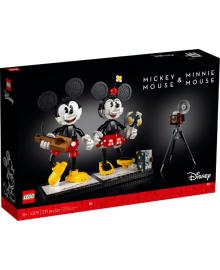 Конструктор LEGO Disney Princess Микки и Минни Маус (43179), 5702016669381