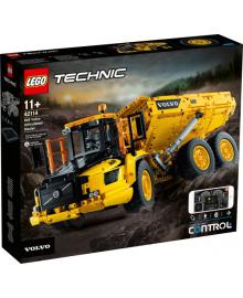 Конструктор LEGO Technic Сочлененный самосвал x Volvo (42114)